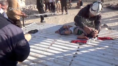 فرنسا تؤكد: لدينا أدلة على مسؤولية نظام الأسد عن هجوم خان شيخون الكيماوي