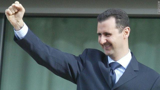 حكومة الأسد في أيامها الأخيرة