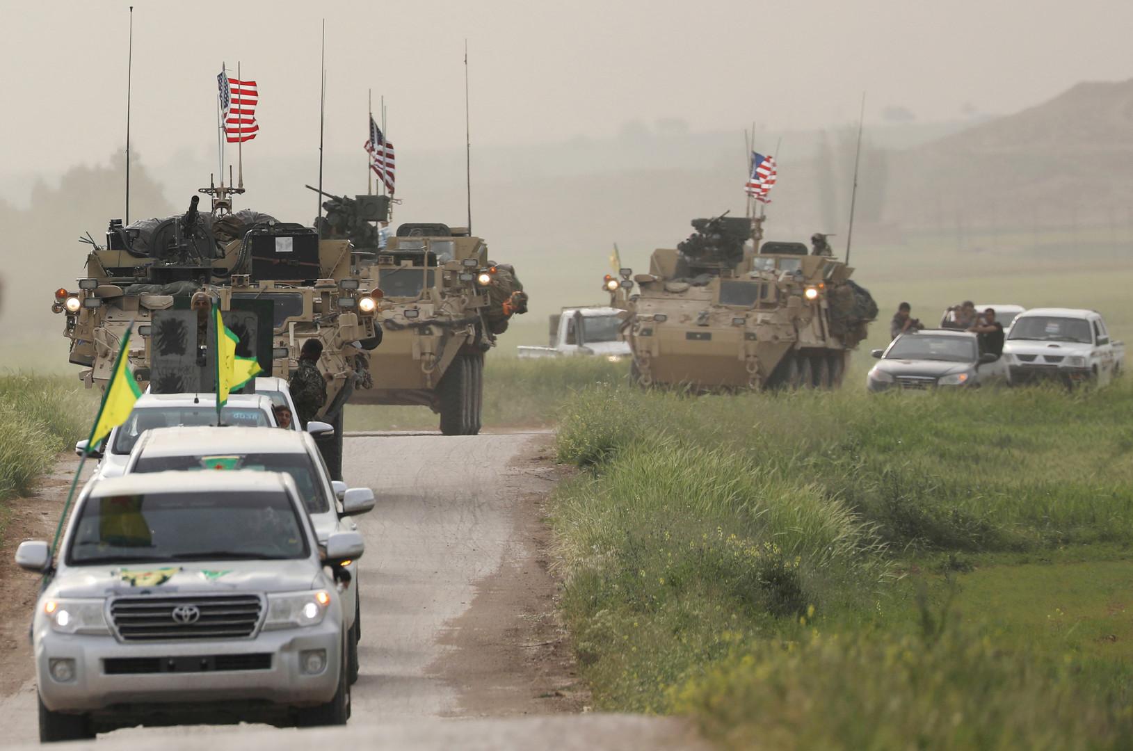 واشنطن تبدأ بتزويد الميلشيات الكردية في سورية بالأسلحة والمعدات
