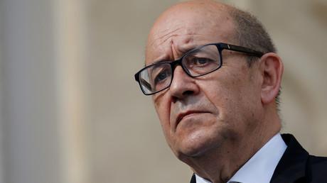 فرنسا: لا يمكن حل الأزمة السورية إلا بطريقة عسكرية