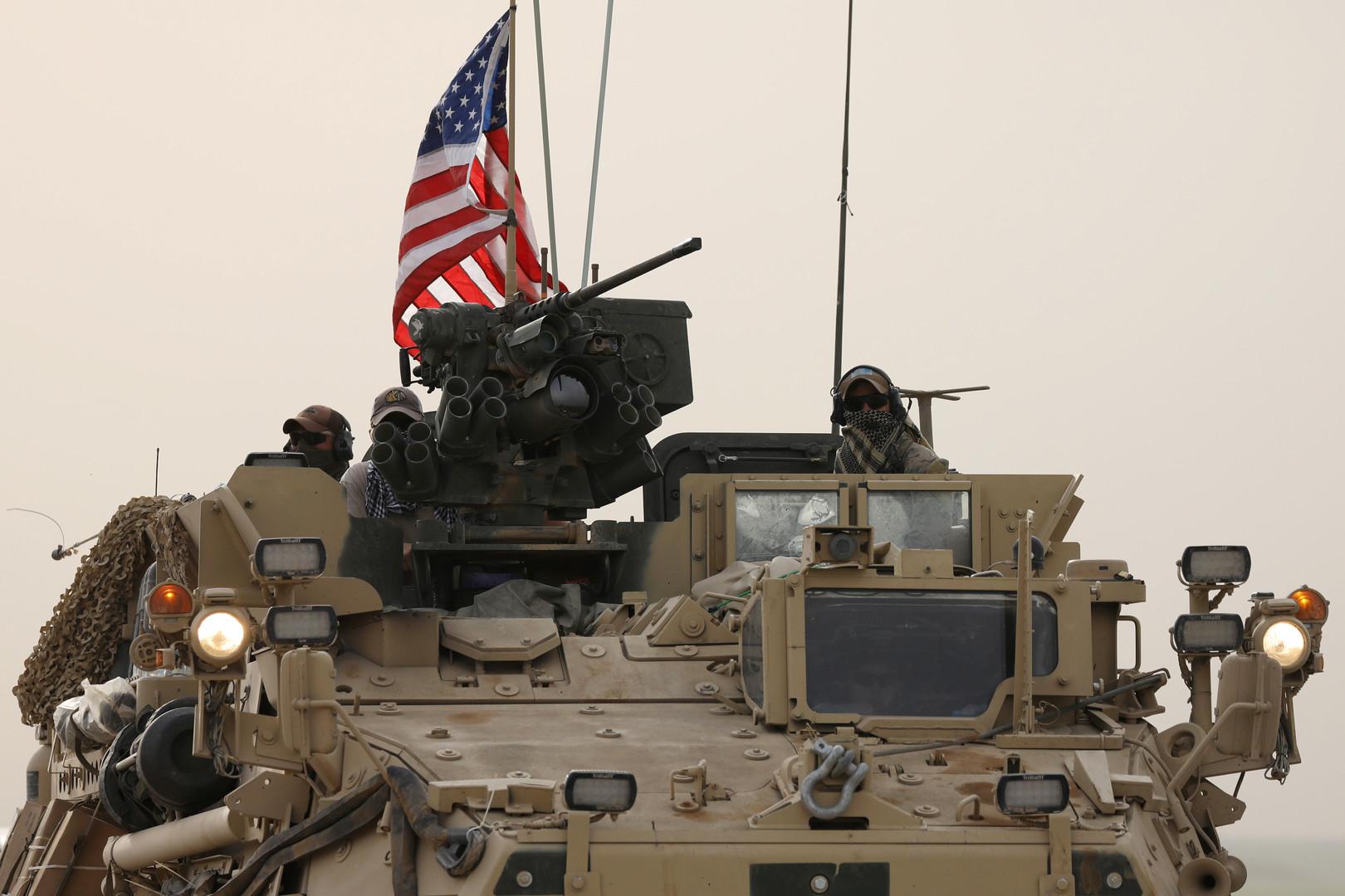 المتحدث باسم قسد: أميركا باقية في سورية لعشرات السنين
