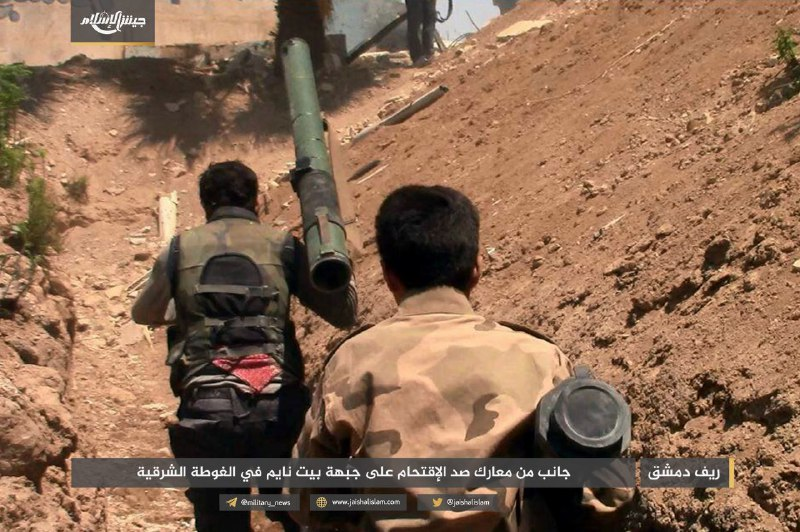 نشرة أخبار سوريا- الثوار يتصدون لمحاولات قوات النظام التقدم في منشية درعا وغوطة دمشق، ووفد المعارضة يتحفظ على وثيقة دي ميستورا بخصوص الدستور -(17-5-2017)