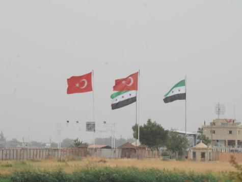 أجواء المعابر السورية