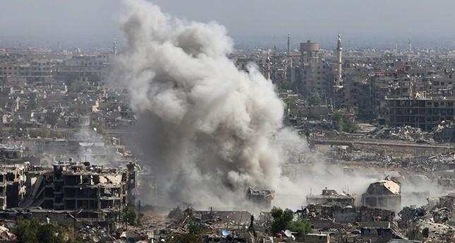 قوات النظام تجدد خرقها للهدنة شمال حمص