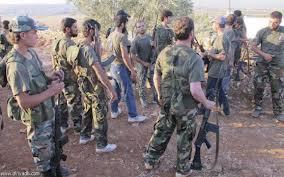 الدروز في سوريا يبدأون في الانضمام بأعداد كبيرة للمعارضة