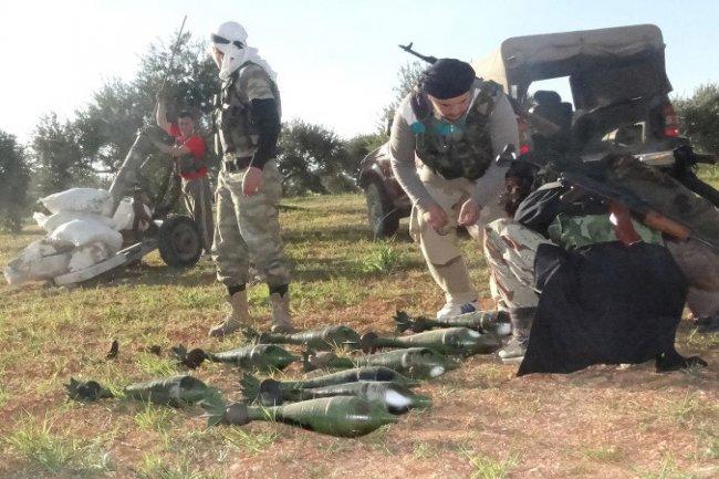 أخبار سوريا- أكثر من 200 قتيل من قوات أسد وشبيحته في معارك إدلب والغاب، والمجاهدون يواصلون تقدمهم ويحررون 8 حواجز ويدمرون 5 دبابات و3 مدافع- (22-4-2015)