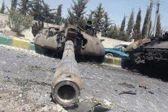 أخبار سوريا_جيش الفتح يسيطر على حاجز المنطار جنوب مدينة جسر الشغور، والمؤتمر الدولي الثالث للمانحين لسوريا يقدم 3.8 مليار دولار_(31-3- 2015)