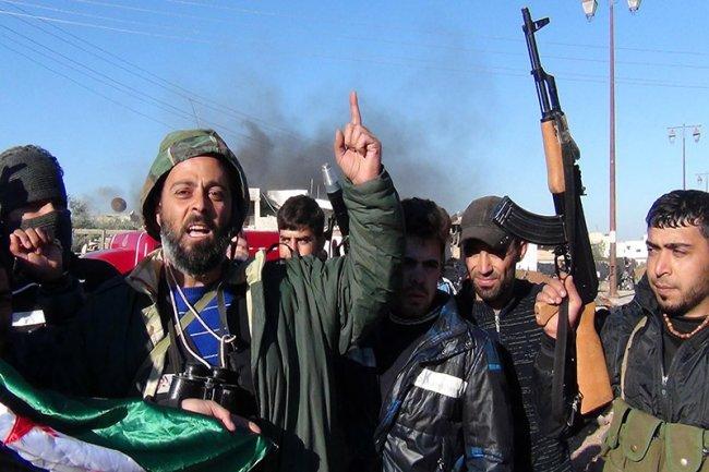 مدينتي والثورة: بشائر الكرامة من درعا. وقصة التسلح لانتزاع الحرية