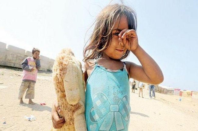اللاجئون السوريون في لبنان: صائمون كل أشهر السنة