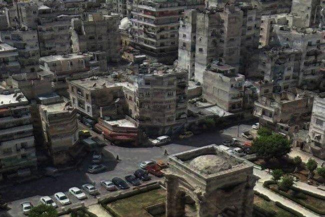 رمضان في اللاذقية:هكذا تهنئ المخابرات الجوية أهالي الأحياء السنية