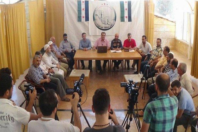 مجلس محافظة حلب يدق ناقوس الخطر بالريف الشمالي