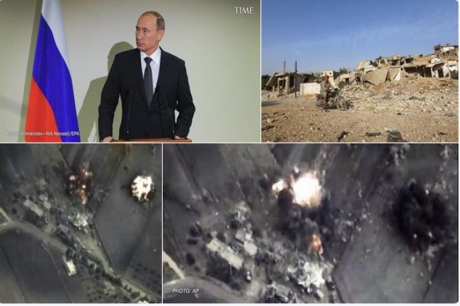 روسيا.. احتلال جديد يرسم حدود المصالح السياسية