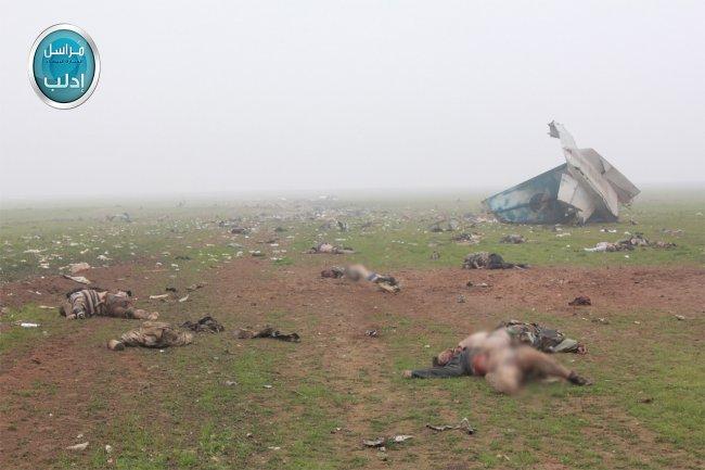 أخبار سوريا_ إسقاط طائرة وقتل 37 عنصراً من قوات الأسد في إدلب، والمجلس العسكري للجيش الحر: سنبلغ واشنطن رفضنا قتال داعش منفرداً عن النظام_ (18-1- 2015)
