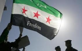 هل هناك راية محددة يجب أن يلتزم بها السوريون؟