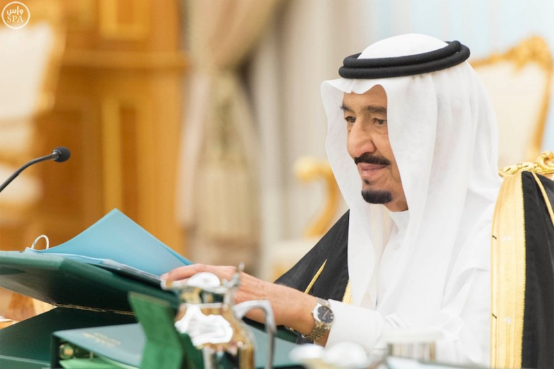 الملك سلمان يصدر أمراً ملكياً بتنظيم حملة شعبية لاغاثة الشعب السوري