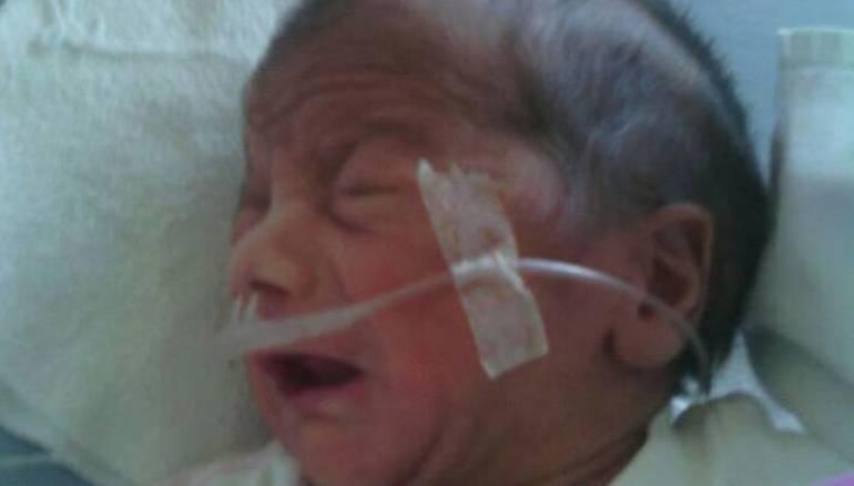 مشفى لبناني يحتجز رضيعاً سورياً حتى إتمام تكاليف ولادته