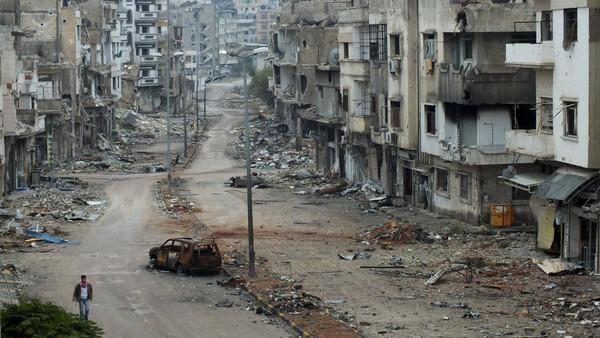 نشرة أخبار سوريا- فصائل حمص تؤكد أنها الطرف الوحيد المخوّل في أي مفاوضات، وقافلة مساعدات أممية تصل إدلب قادمة من تركيا -(31-7-2017)