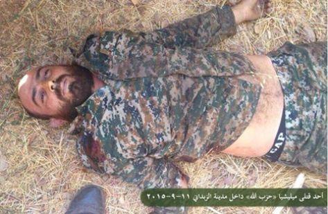 الزبداني مقبرة حزب الله.. 150 قتيلاً خلال شهرين