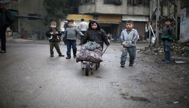مدافئ السوريين شرهة