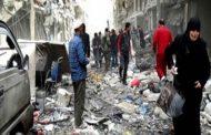مذبحة حلب تواجَه بـ