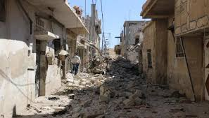 سورية: مجازر النظام في الغوطة الشرقية لتقسيمها