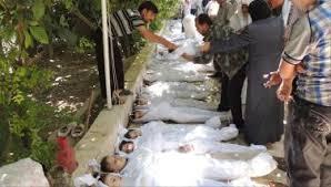 بين عامين ومجزرتين.. غوطة دمشق تتجرع الموت بصمت