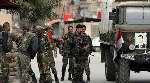 قوات النظام تحرق سيدة بمنزلها في تدمر