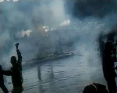 حمص تحت النار والجيش الحر يحذر