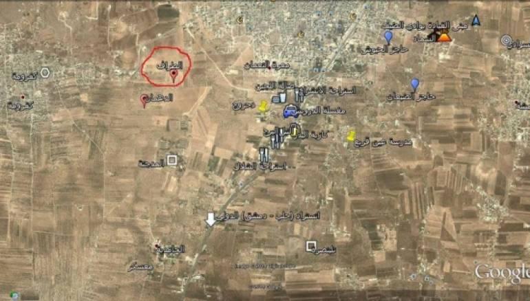 أخبار سوريا_ المجاهدون يحررون معسكر وادي الضيف ويقتربون من تحرير معسكر الحامدية، ومقتل العشرات من قوات أسد وتدمير آليتين وقاعدة صواريخ في حلب_ (14-12-2014)