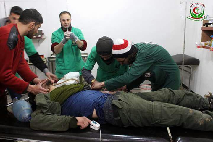 19 قتيلاً -تقبلهم الله في الشهداء- حصيلة ضحايا يوم أمس السبت في سوريا