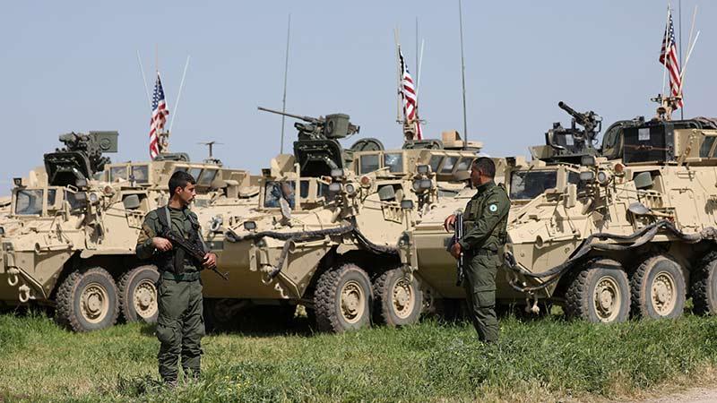 وصول وفد أمريكي إلى مناطق سيطرة الأكراد شمال سوريا