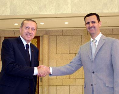 الأسد: لا نريد حربا مع تركيا