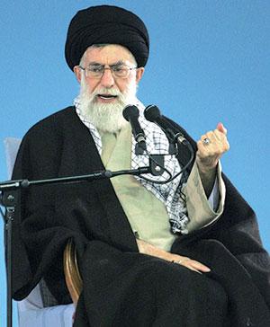 خامنئي: أسدي أكثر من الأسد!!