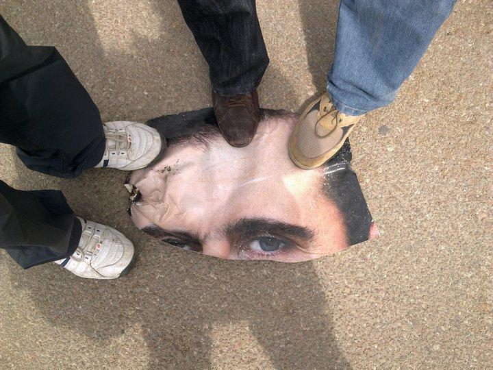 عشرةُ شواهد على قُرب سقوطِ شارون سوريا