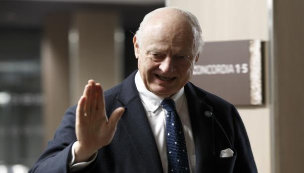 المفاوضات السورية أمام طريق مسدود: هل يستقيل دي ميستورا؟