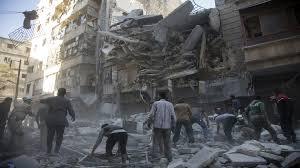 روسيا تنتقم من حلب... والمعارضة السورية تسرع تحركاتها