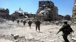 أهداف النظام الجديدة في حمص... القريتين والسُخنة بعد تدمر
