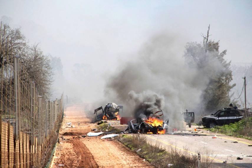 نشرة أخبار سوريا- تدمير رتل من الدبابات والعربات لمليشيا حزب الله على أوتستراد دمشق – حمص، وروسيا تعتزم إقامة قاعدة لعمليات جوية قرب اللاذقية -(15_9_2015)