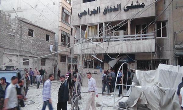 نشرة أخبار سوريا- ٣ مرافق طبية تعرضت للقصف في حلب الأربعاء، وإسرائيل: رحيل الأسد مسألة ثانوية لنا طالما لا يهددنا -(8_6_2016م)