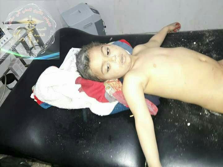 إحصائية: 21,123 طفلاً قتلوا على يد قوات النظام منذ بدء الثورة