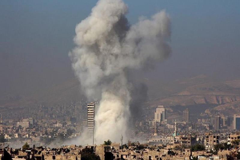 نظام الأسد يجدد خرقه للهدنة بمنطقة وادي بردى بريف دمشق!