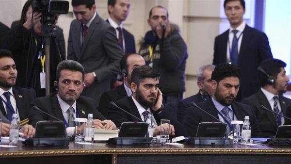 موسكو: لقاء بين لافروف والمعارضة السورية في 27 الجاري، والأخيرة تنفي