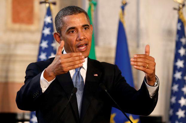 أوباما مدافعاً عن عدم مهاجمة سورية: قدراتنا لها حدود