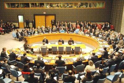 مجلس الأمن يصوت اليوم السبت على قرار فرنسي وآخر روسي حول حلب