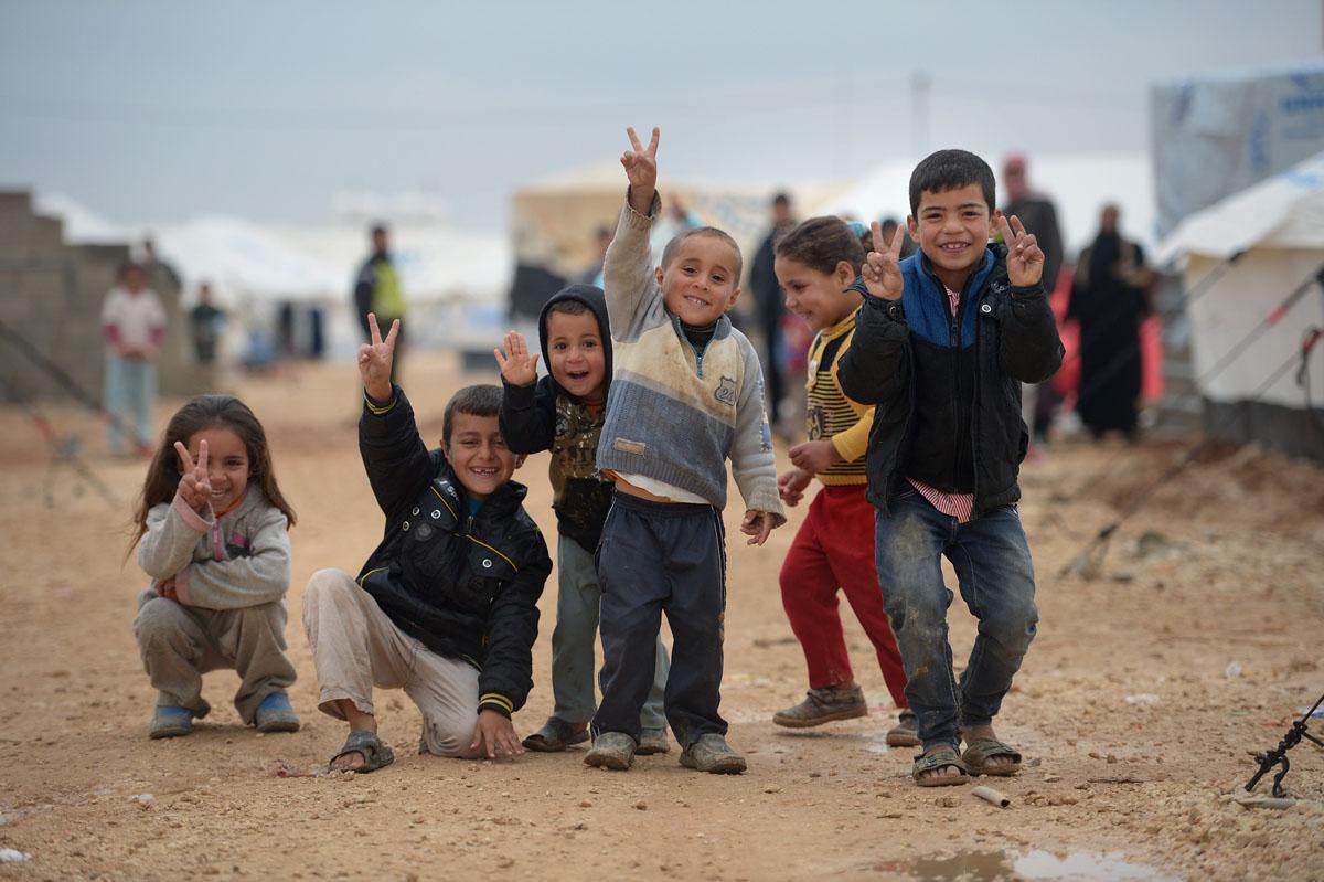 يوروستات: الأطفال السوريون شكّلوا نسبة 19% من طالبي اللجوء إلى أوربا