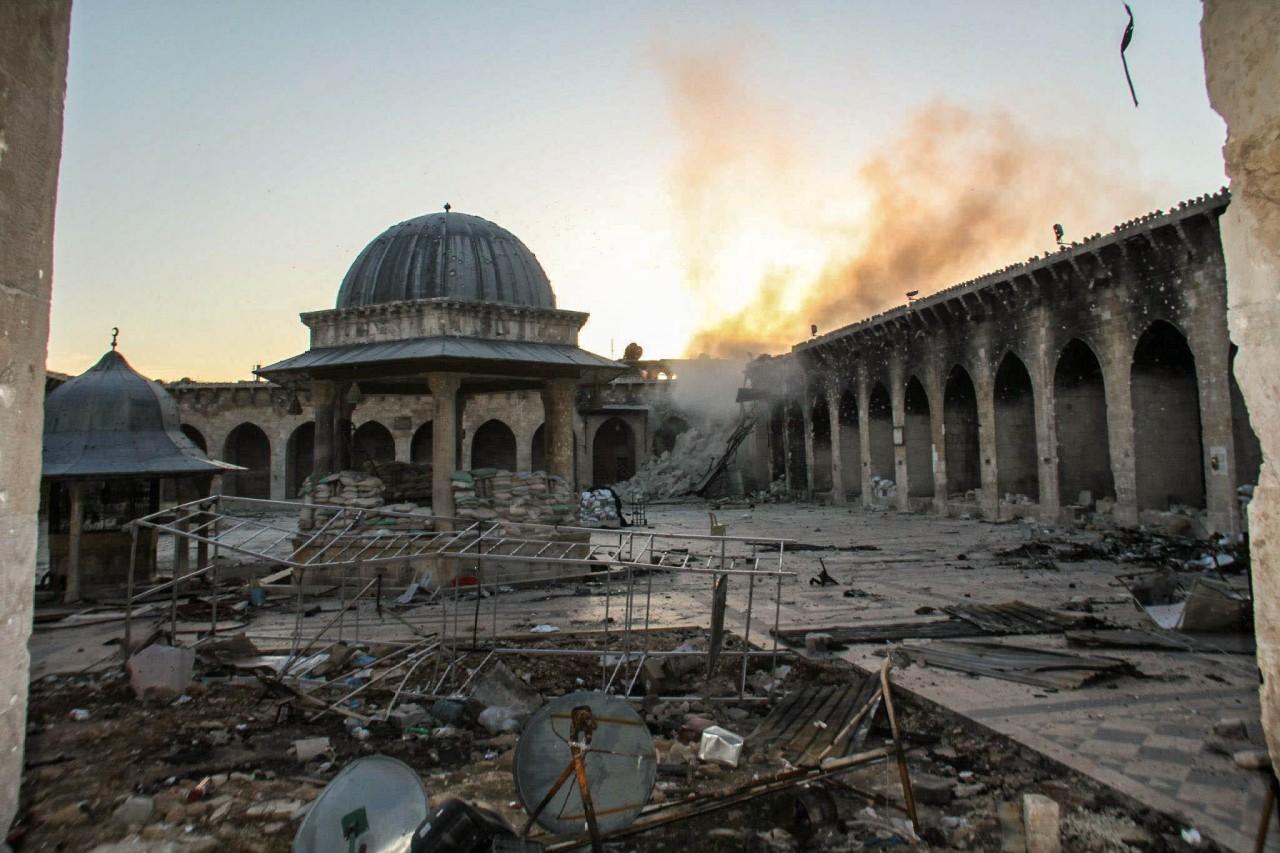 قوات النظام تسيطر على حلب القديمة بالكامل