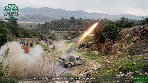 جيوش الثورة السورية بين المبنى والمعنى