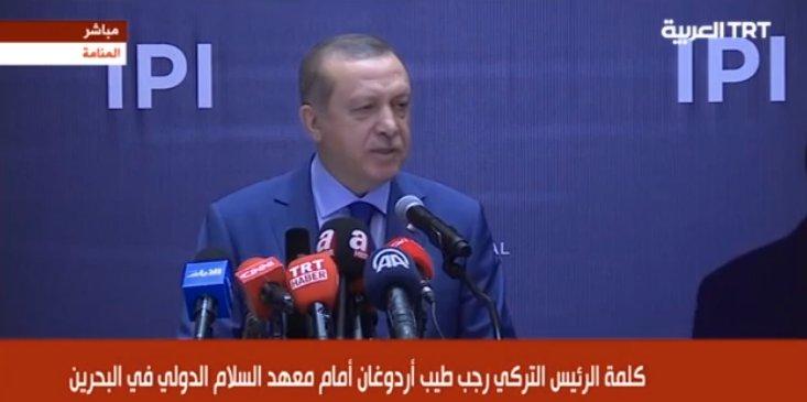 أردوغان: مساحة المناطق الآمنة ستكون ما بين 4 و 5 كم على الأقل