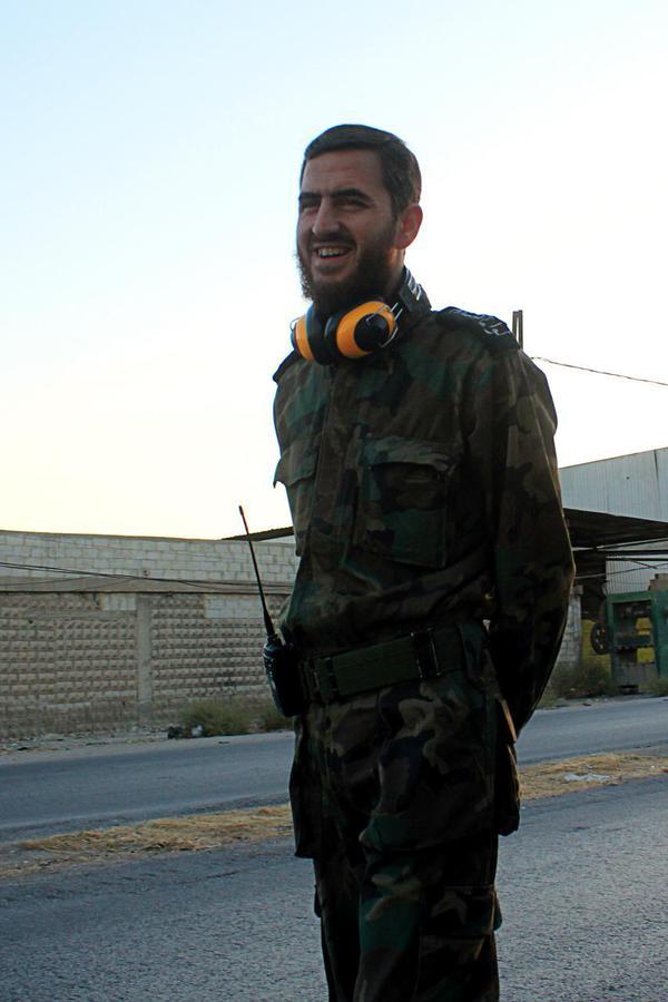 نشرة أخبار سوريا- استشهاد نائب قائد جيش الإسلام في معركة