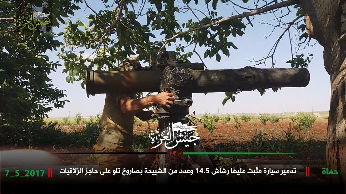 هدوء حذر في ريف حماة بعد محاولات تقدم فاشلة